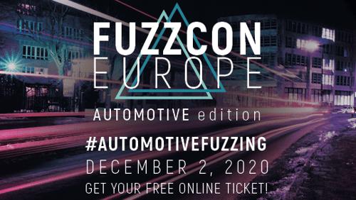 FuzzCon - Automotive Edition