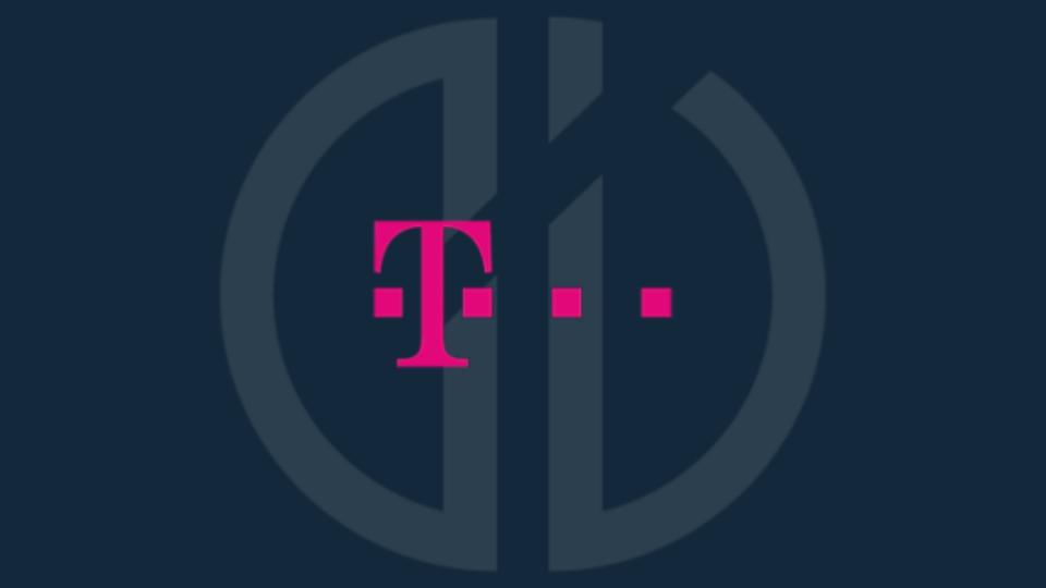Telekom CI logo